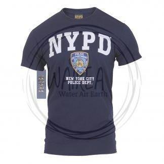 T-Shirt-NYPD